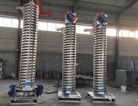振动垂直提升机设计原理和制造技术总结