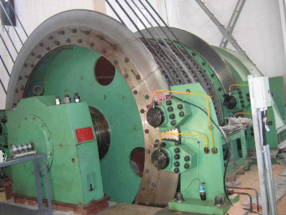 矿井提升机在矿山物料提升中的应用