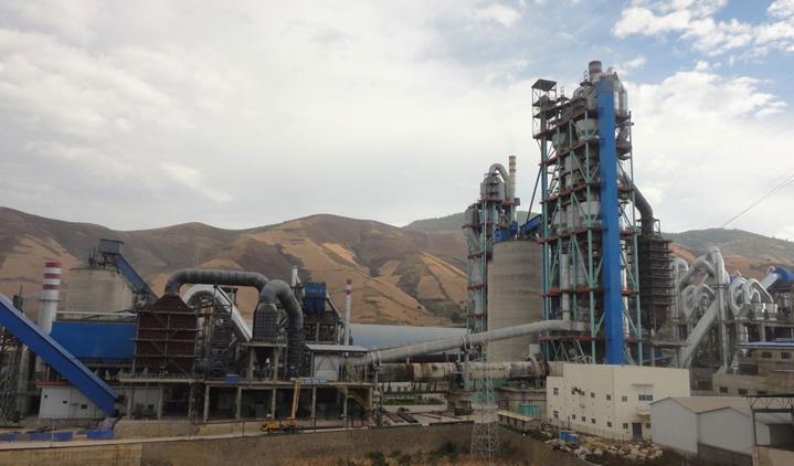 石灰石、水泥熟料生产线组成设备